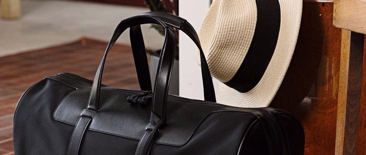246264efde4a Мужские дорожные сумки купить недорого - Цена 1450 руб.